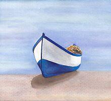 boat by Georgi Kartalov