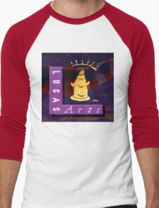 Maniac Mansion - Day of the Tentacle #02 Men's Baseball ¾ T-Shirt