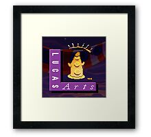 Maniac Mansion - Day of the Tentacle #02 Framed Print