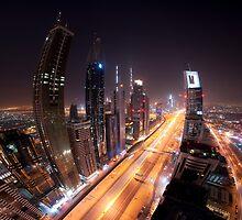 Vertical Dubai by Sebastian Opitz