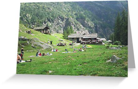 ai piedi del monte Rosa, Alagna, Italy-EUROPA....a MAURIZIO -4000 VISUALIZZ. 2013 featured in italy 500+ ...& FEATURED RB EXPLORE 24 OTTOBRE 2011  && by Guendalyn
