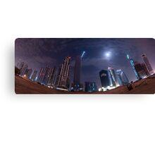 Executive Skyline Canvas Print