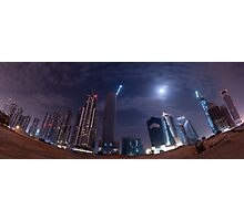 Executive Skyline Photographic Print