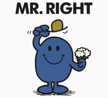 Mr Right by Brother Adam