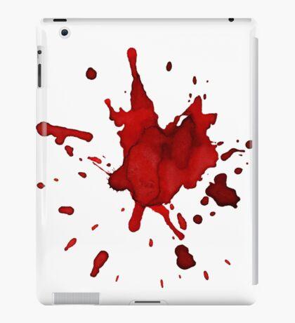 halloween blood  iPad Case/Skin
