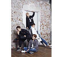 BTS/Bangtan Sonyeondan - Photoshoot 2015 #4 Photographic Print