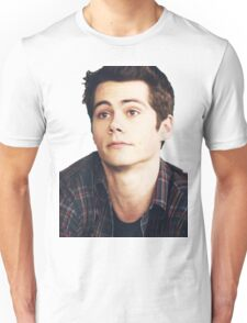 Dylan O'Brien is a puppy Unisex T-Shirt