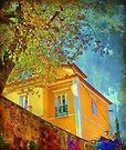 Sintra yellow house by terezadelpilar ~ art & architecture