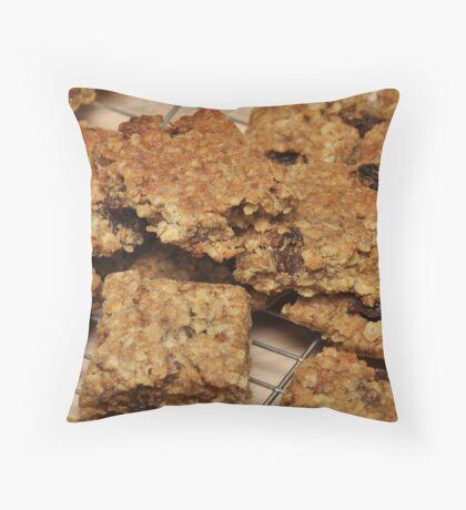 Nice and Crunchy  Throw Pillow