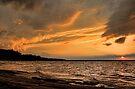 Wild Wicked Clouds by Carolyn  Fletcher