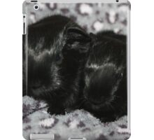 Two Little Girls Born Today iPad Case/Skin