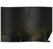 Starlit Night Musgrave Station Roadhouse FNQ Poster