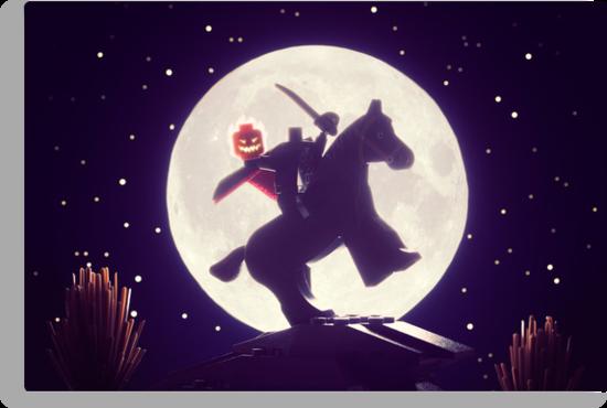 The Legend of Sleepy Hollow by powerpig