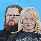 Dustin & Jayden by Shane Highfill