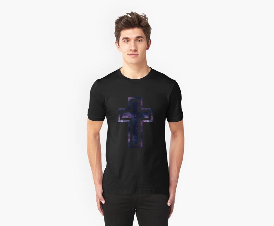 Cosmic Cross by roccakid