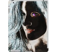 The Woman in Color iPad Case/Skin
