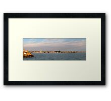 Rous Head Harbour Framed Print