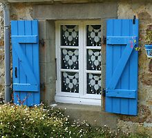 Cottage Window by marens