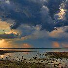 Far Away Storm by Carolyn  Fletcher