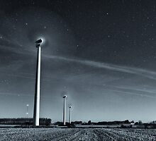 It's all about energy .... II by Steen Nielsen