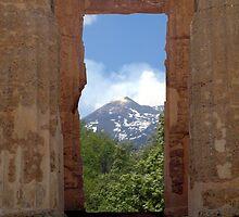 Mt. Etna -Sicily by picturetheworld