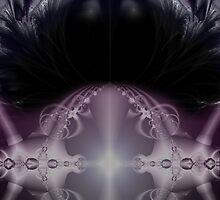 Indigo Crystal Ball by ArtistByDesign