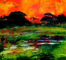 Wet Patch by Paul Egan
