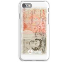 £50 Quid iPhone Case/Skin