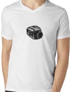 Zenza Bronica S2A Mens V-Neck T-Shirt