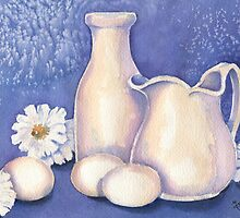 Egg Whites by Marsha Elliott