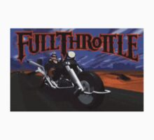 Full Throttle #1 Kids Tee