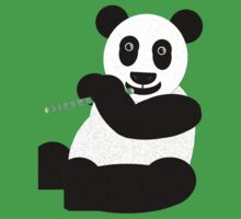 Panda  by Anglofile