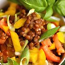 Autumn Lentils Pot Tre Colori by SmoothBreeze7