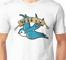 Spit or Swallow Tshirt | Tattoo inspired T-Shirt | Mens and Womens Unisex T-Shirt