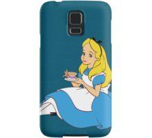 Tea Party - Alice In Wonderland Samsung Galaxy Case/Skin