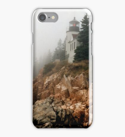i Bass Harbor Lighthouse iPhone Case/Skin