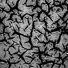 Cracks by Chris  Dale