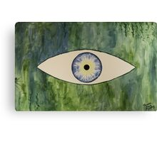 Sea Monster Eye Canvas Print
