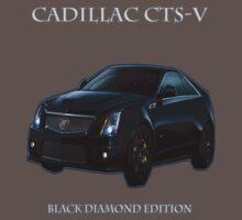 Cadillac CTS-V One Piece - Short Sleeve