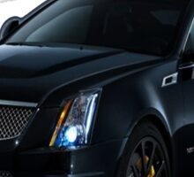Cadillac CTS-V Sticker