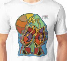The Creature Who Got Stuck Unisex T-Shirt