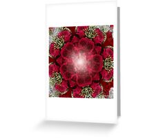 Concert Monologue Greeting Card