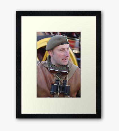 The Pickering War Weekend 2011 26 Framed Print