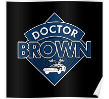 Doctor Brown Poster