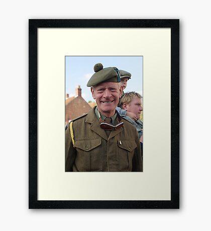 The Pickering War Weekend 2011 29 Framed Print
