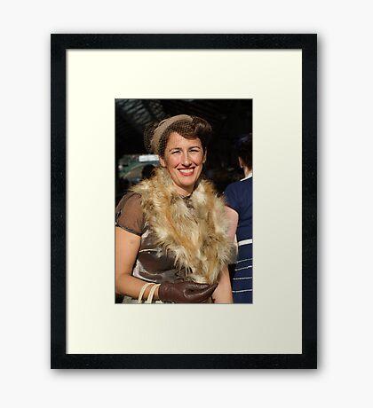 The Pickering War Weekend 2011 32 Framed Print