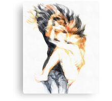 Loves Spirit Canvas Print