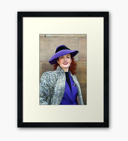 The Pickering War Weekend 2011 35 Framed Print