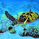 Quiet Swim by maggie326