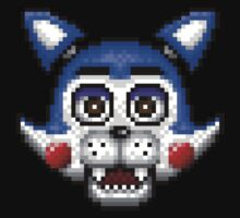 Five Nights at Candy's - Pixel art - Candy the Cat Kids Clothes